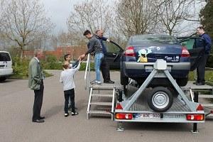 Service Prévention - Campagne de sensibilisation à la sécurité routière - 28-04-2017