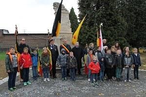 Commémoration de l'Armistice - 11-11-2018