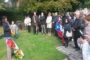 Hommage à Salvador Allende - 11 septembre 2017