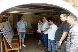 Service Affaires économiques&Tourisme - Les P'tites visites : Brasserie Saint-Tous-Wedje - 20-05-2018