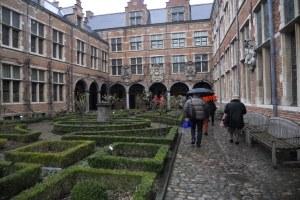 Service Espace Générations - Excursion à Anvers - 08-03-2018
