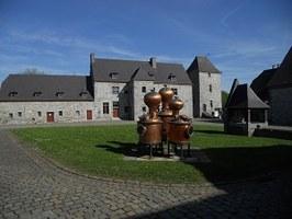 Service Espace Générations : Visite de Thuin et distillerie de Biercée - 17-04-2018