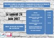 2017 06 24   Inauguration Maison des jeunes de Retinne