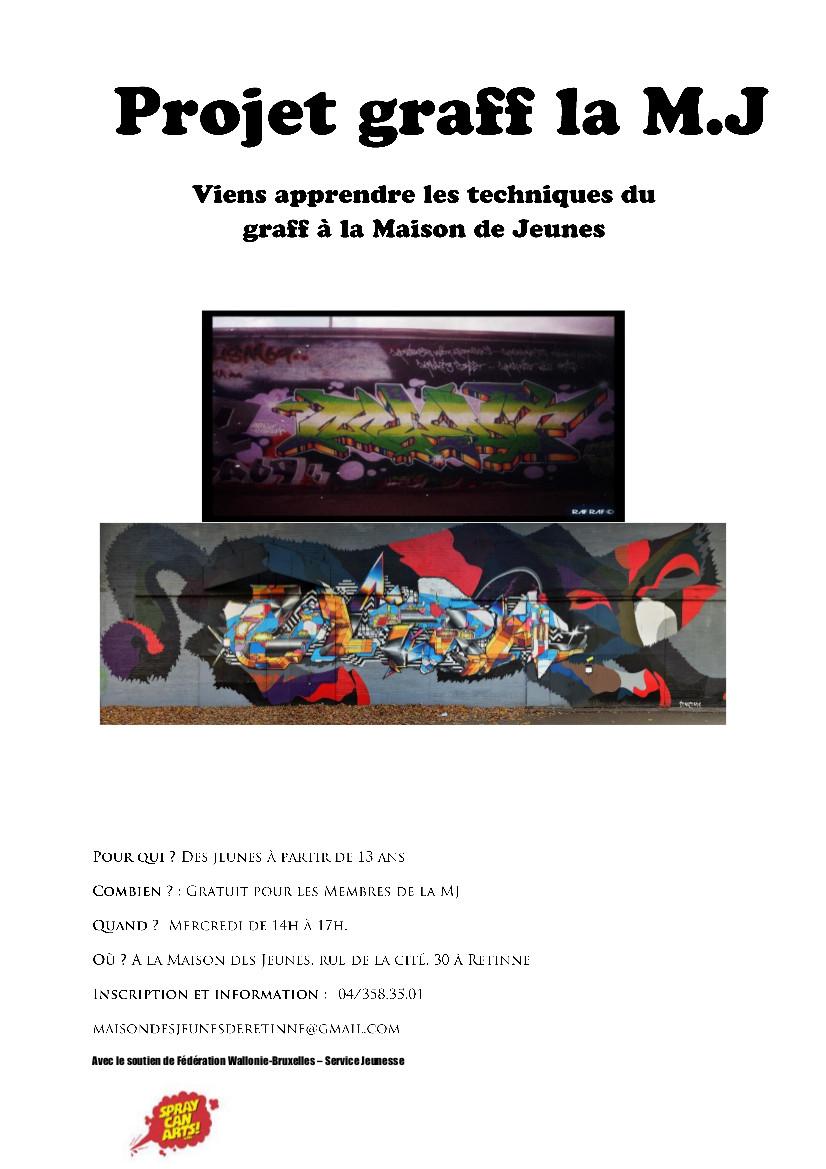 Affiche Graff 1