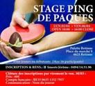 Stage de tennis
