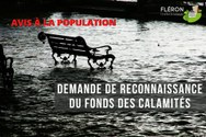 Inondations - fonds des calamités : INFOS