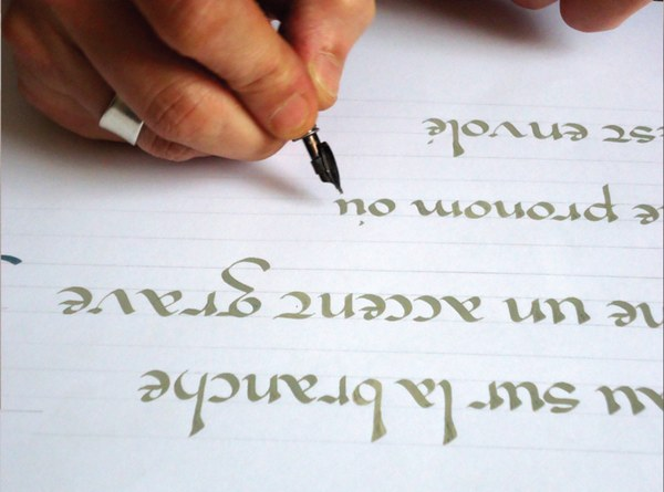 Calligraphie 3 SI