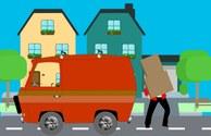 Vous déménagez ou faites des travaux qui nécessitent d'occuper la voie publique ? Faites-en la demande !